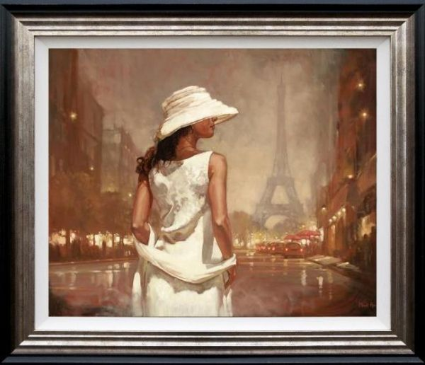 Mark Spain - 'An Evening In Paris' - Limited Edition Art