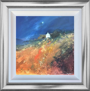 Nick Potter - 'Moon Stone' - Original Art