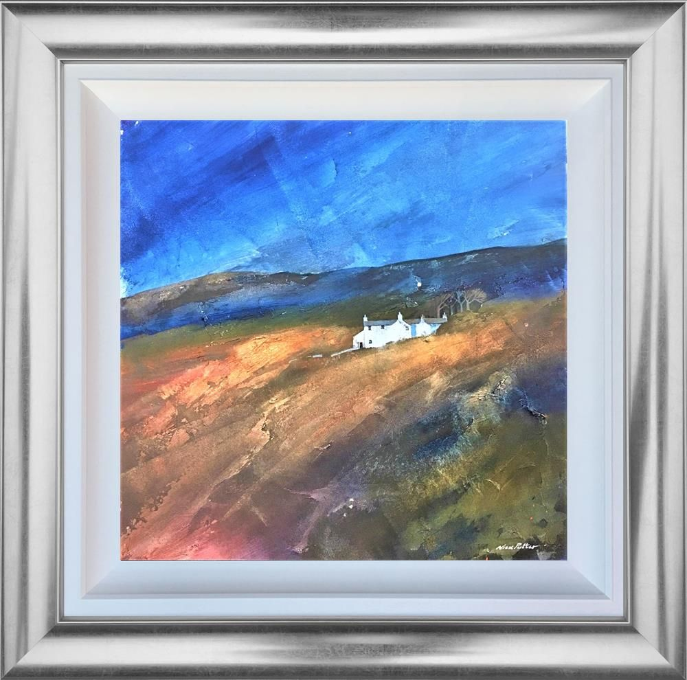 Nick Potter - 'Towards The Ridge' - Original Art