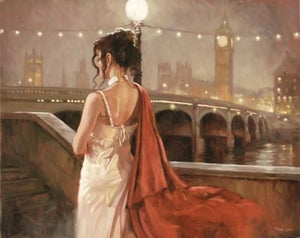 Mark Spain - 'Romantic Reflections' - Limited Edition Art