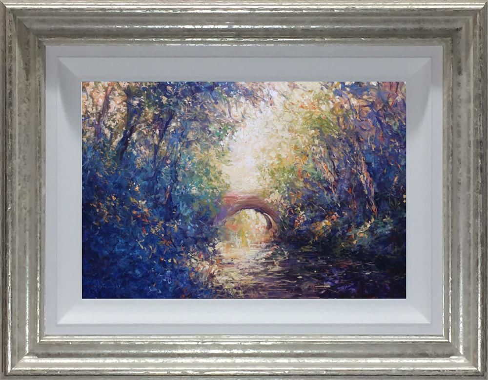 Mariusz Kaldowski - 'The Old Bridge' - Original Art