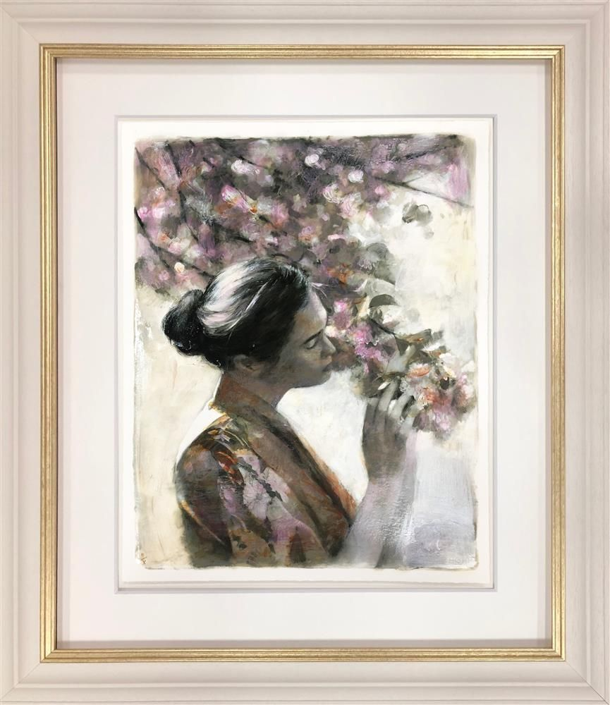 Fletcher Sibthorp - 'Frailty of Hearts and Flowers' - Limited Edition Art
