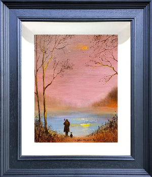 Michael Abrams - You, Me And The Sunset - Original Artwork