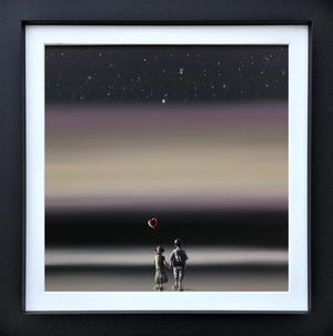 Steve Johnston - 'Young Love' - Original Art
