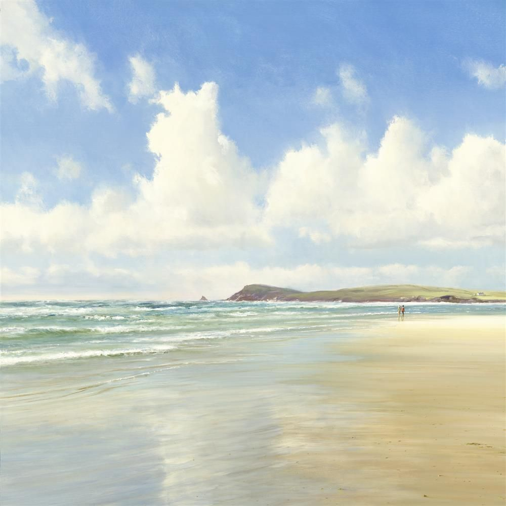 Duncan Palmar ARSMA - 'Towards the Headland' - Limited Edition Art