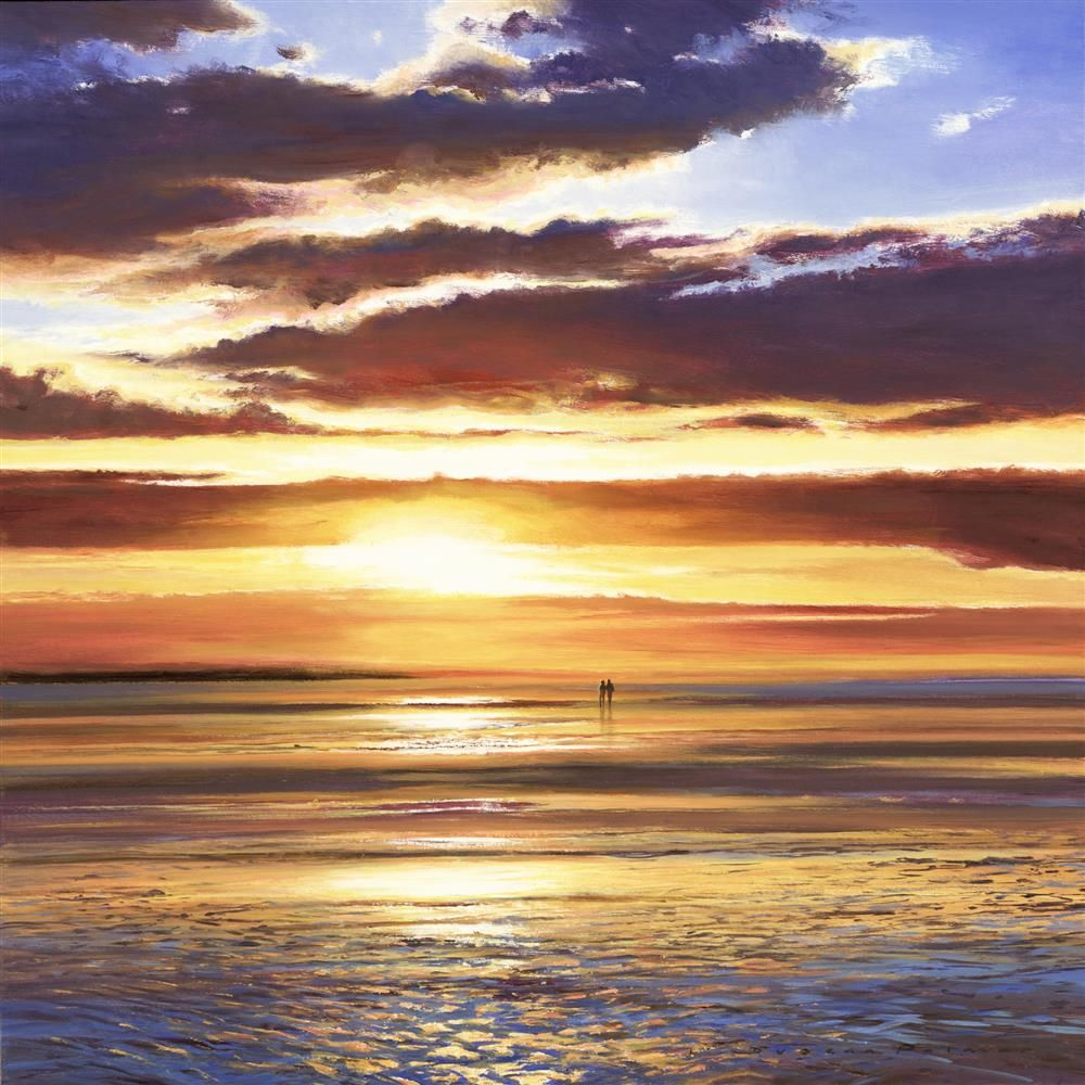 Duncan Palmar ARSMA - 'Into the Sunset' - Limited Edition Art