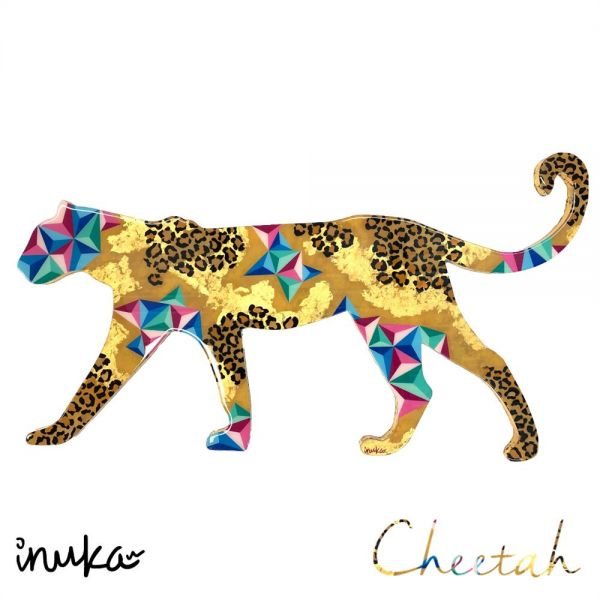 Inuka - 'CHEETAH XL' - Original Art
