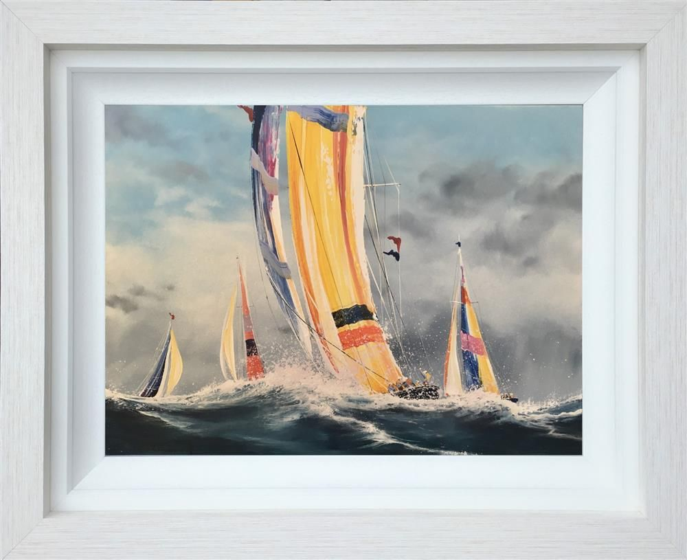 Dale Bowen - 'Wind and Tide' - Original Art