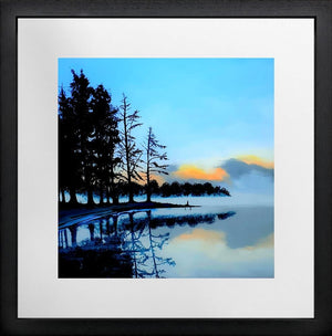 Richard King - 'Morning Mist' - Original Art
