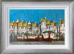 Dale Bowen - 'Harbour Dreams' - Original
