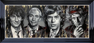 Ben Jeffery - 'The Stones' - Limited Edition Art (Canvas)