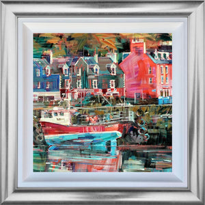 Colin Brown - 'Colour of the Bay' - Framed Original Art