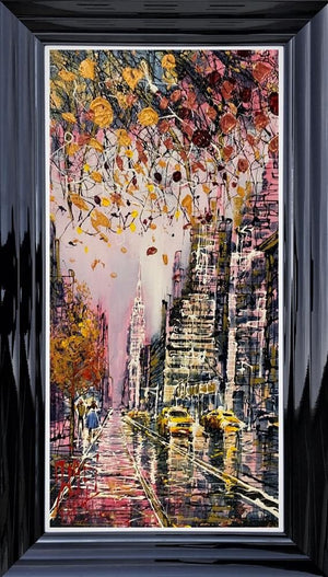 Nigel Cooke - 'Uptown Manhattan' - Original Artwork for sale