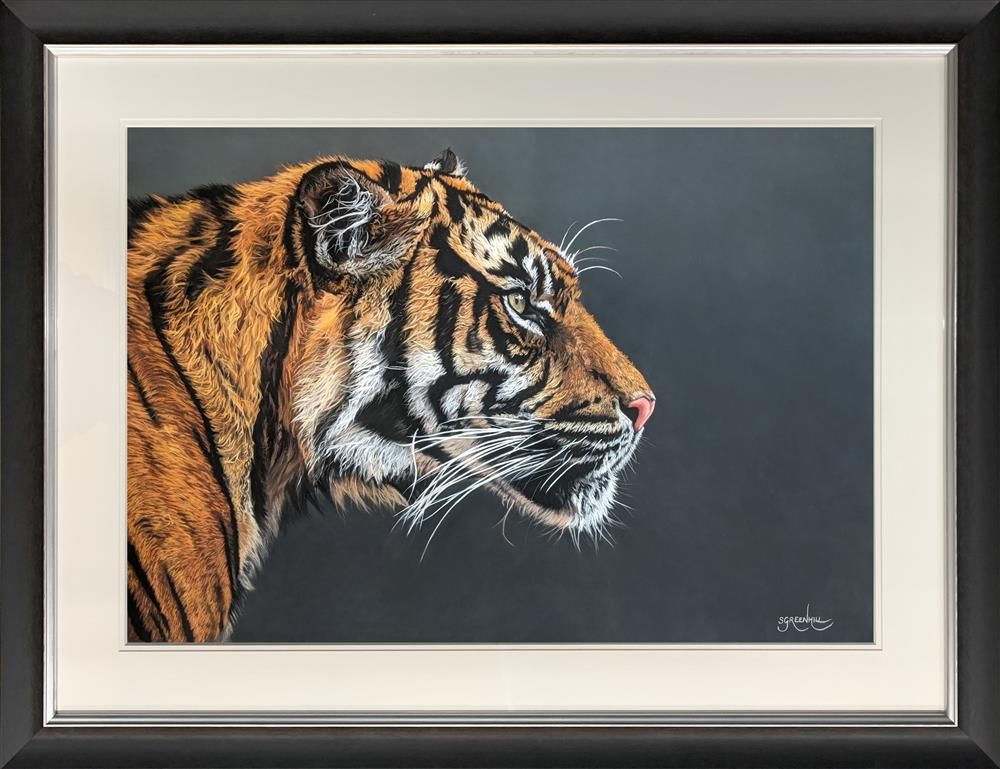 Samantha Greenhill - 'Searching' - Framed Limited Edition