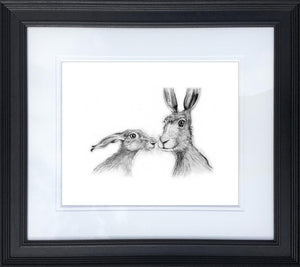 Al Hayball - 'Together' - Limited Edition Art