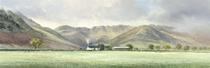 Duncan Palmar ARSMA - 'Lake District Farmhouse' - Limited Edition Art