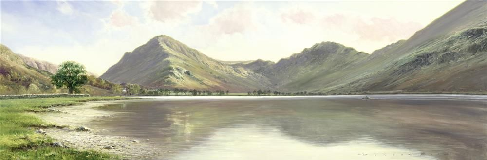 Duncan Palmar ARSMA - 'Lake District Splendour' - Limited Edition Art