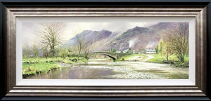 Duncan Palmar ARSMA - 'Bridge to Paradise' - Limited Edition Art