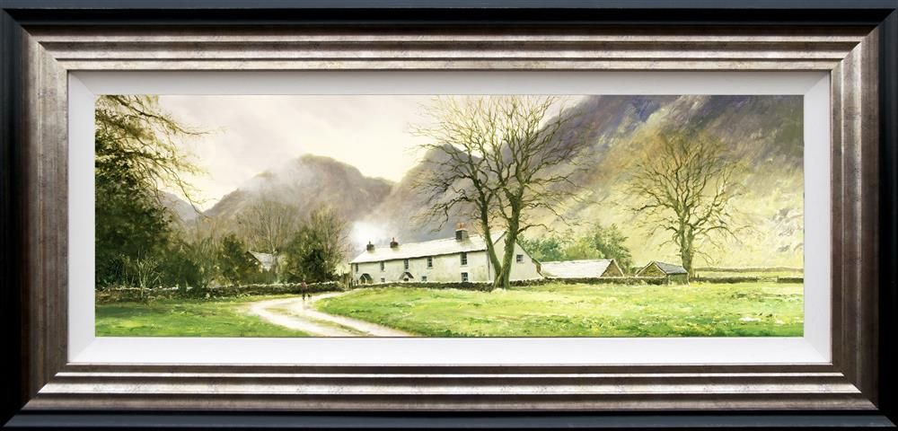 Duncan Palmar ARSMA - 'Lakeland Walk' - Limited Edition Art