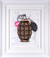 JJ Adams - 'Designer Grenades' (Louis Vuitton Perfume) - Limited Edition Print & Original