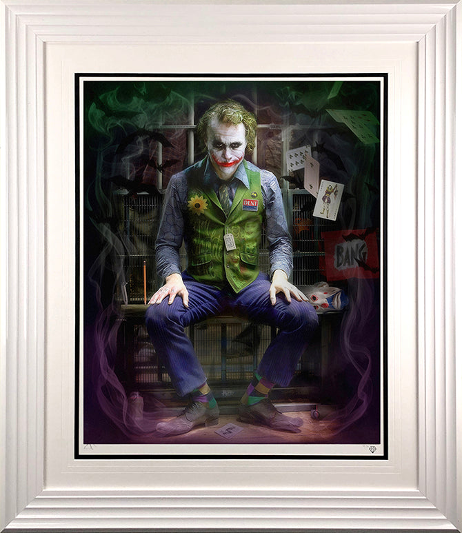 JJ Adams - 'I Am Not A Monster' (Colour) - Limited Edition Print