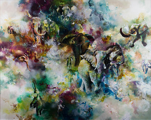 """Fuse"" by Katy Jade Dobson (limited edition print)"