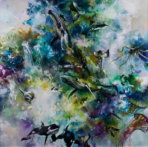 """Odyssey"" by Katy Jade Dobson (limited edition print)"