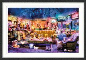 Mark Davies - 'I'll Be There For You' (Friends) - Framed Limited Edition
