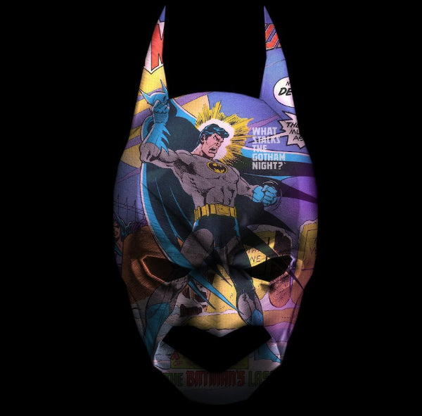 Monica Vincent - 'Gotham Knight' - Limited Edition Print