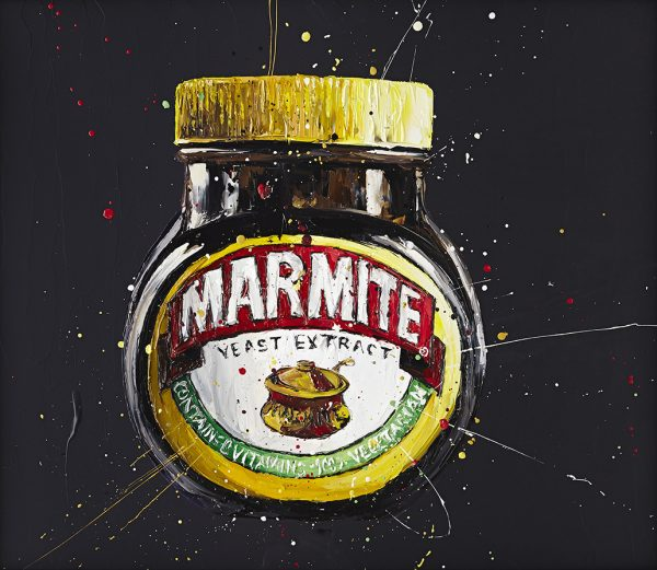 """Marmite"" by Paul Oz (limited edition)"