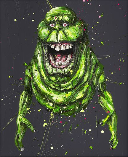 """Slimer"" by Paul Oz (limited edition)"