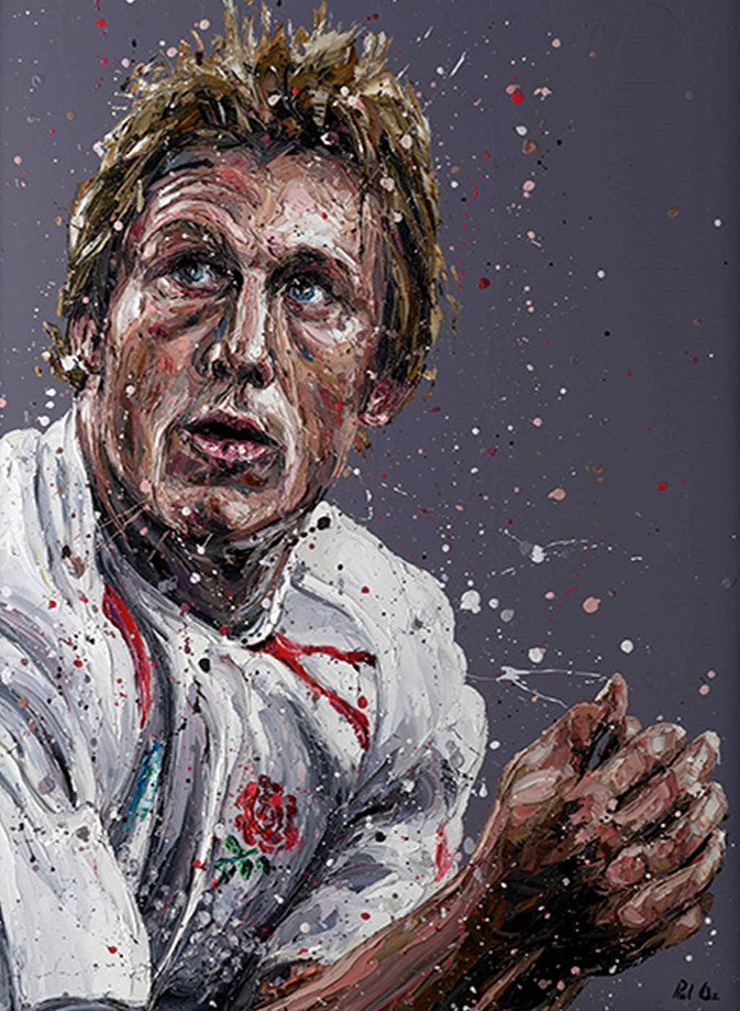 Paul Oz - 'Wilko' - Limited Edition Print & Canvas