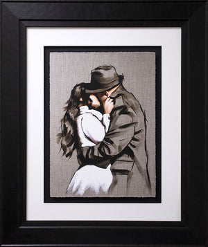Richard Blunt - 'Always Back To You - Sketch' - Limited Edition