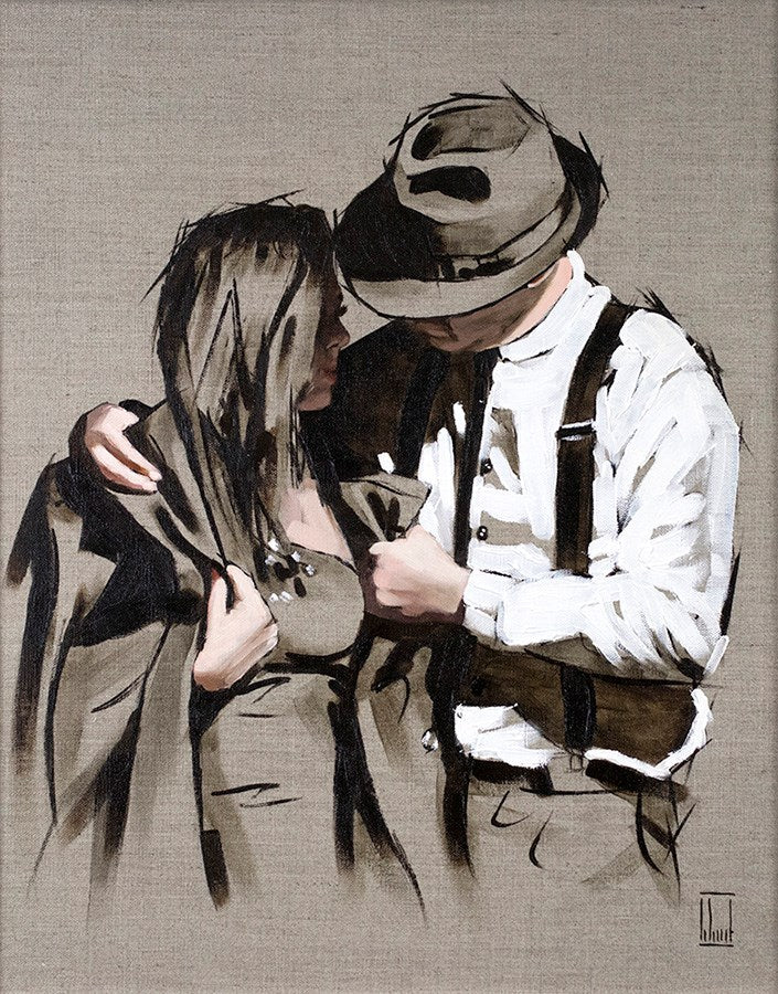 Richard Blunt - 'The Gentleman - Sketch' - Limited Edition