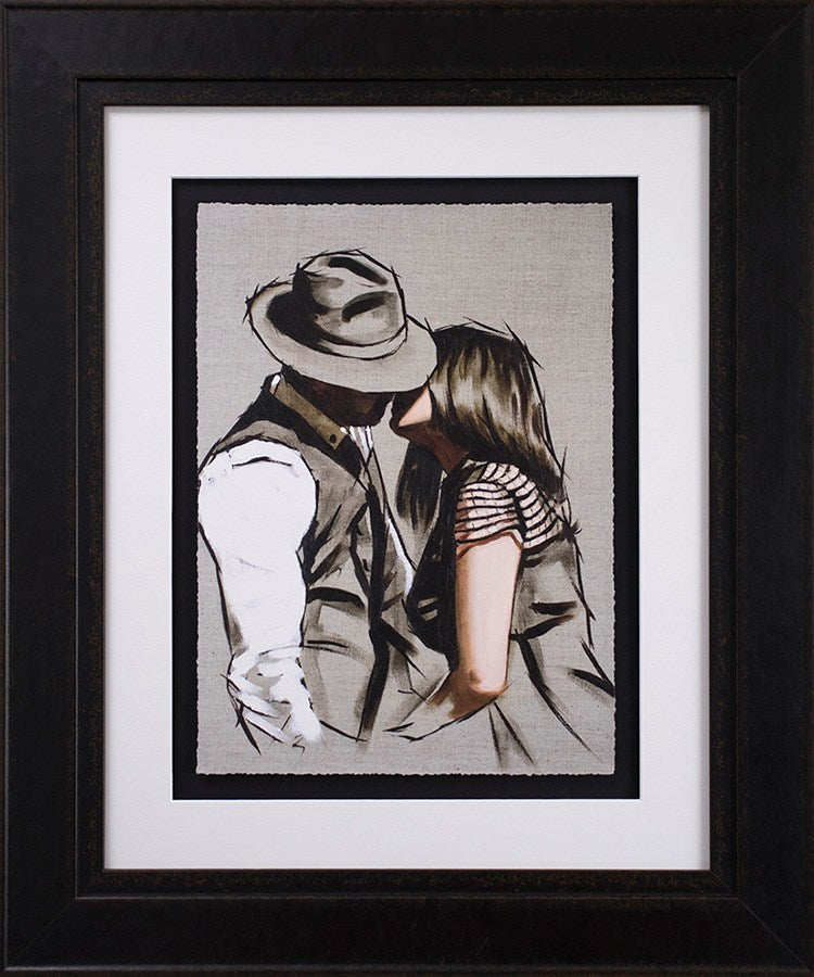 Richard Blunt - 'This Love II - Sketch' - Limited Edition