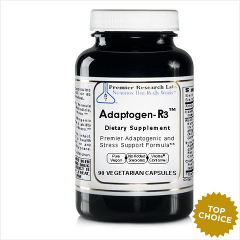Adaptogen-R3™ 90 (caps) by Premier Research Labs