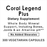 Coral Legend Plus (300 caps) (Large) by Premier Research Labs