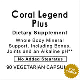 Coral Legend Plus 90 (caps) by Premier Research Labs