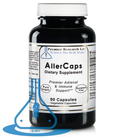 AllerCaps 90 (caps) by Premier Research Labs - 1