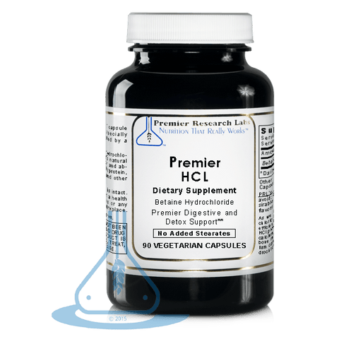HCL Premier (90 caps) by Premier Research Labs - 1