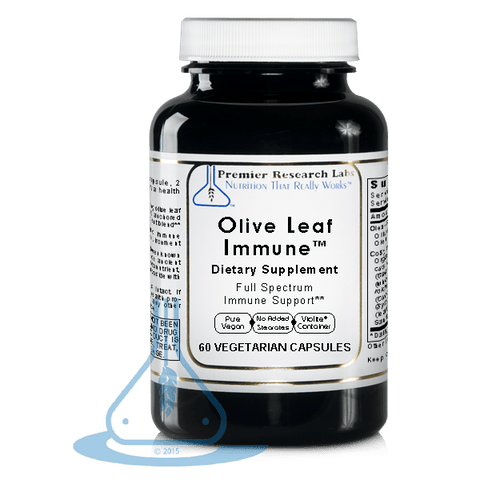 Olive Leaf Immune™ (60 caps) by Premier Research Labs - 1