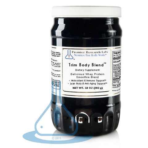 Trim Body Blend™ (10 oz) Powder by Premier Research Labs - 1