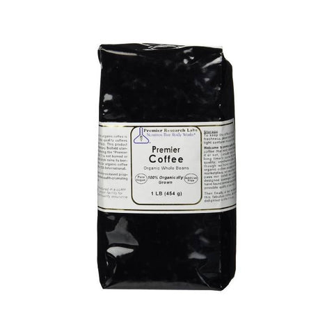 Premier Coffee (1 lb) Organic by Premier Research Labs