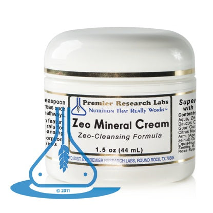 Zeo Mineral Cream (1.5 oz) by Premier Research Labs - 1