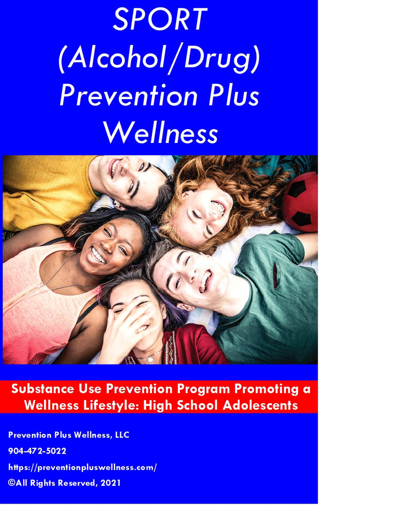 New 2021 SPORT Prevention Plus Wellness Programs