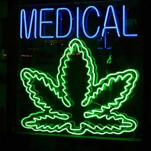 Eyes Wide Shut: Looking at Medical Marijuana's Effects