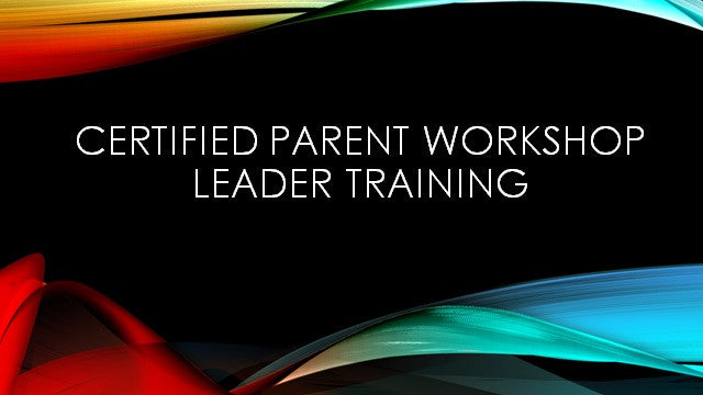 Parent Leaders Training