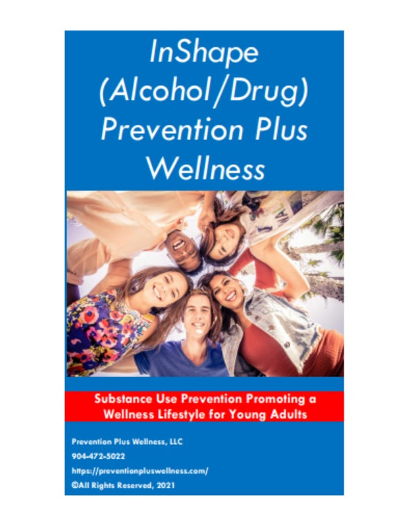 InShape (Alcohol/Drug) PPW Program for Young Adults