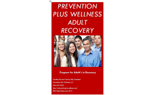 PPW Adult Recovery Program
