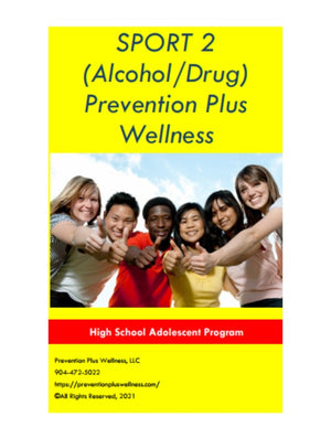 Open image in slideshow, SPORT 2 (Alcohol/Drug) PPW Programs